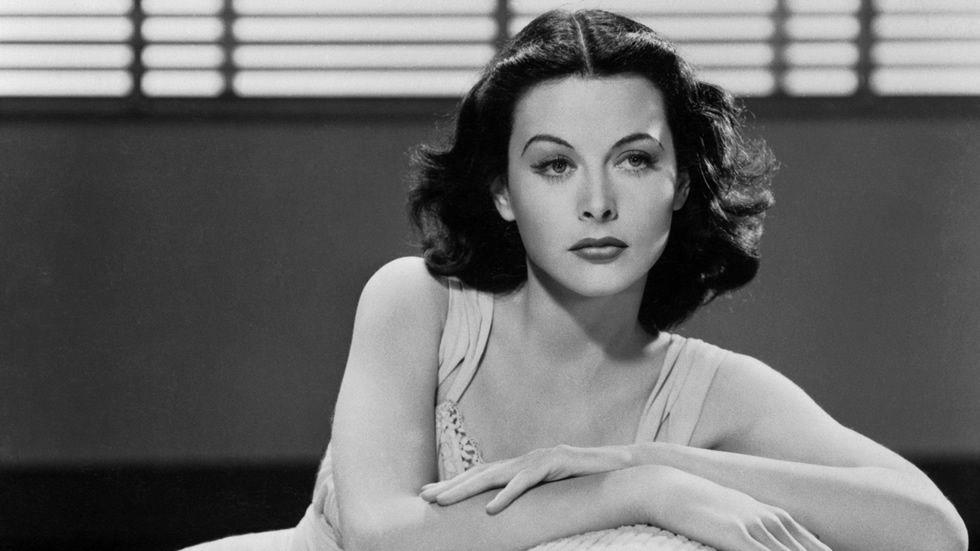 Hedy Lamarr, la mujer más bella del planeta, sufrió violencia de género
