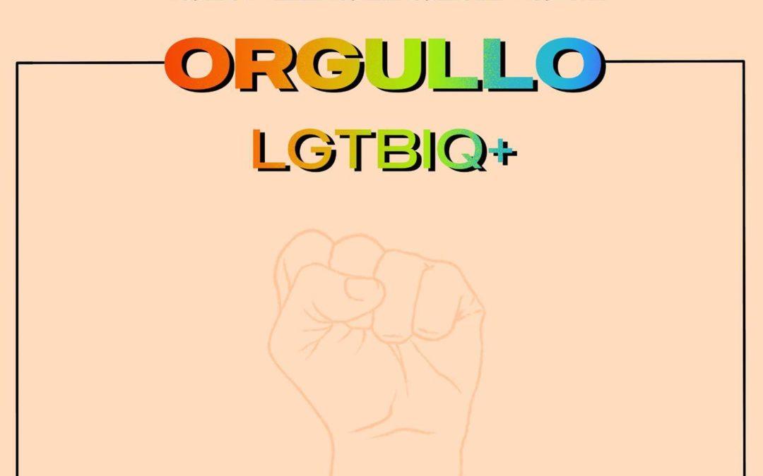 BASTA DE ESTIGMAS: DÍA MUNDIAL DEL ORGULLO LGTBIQ+