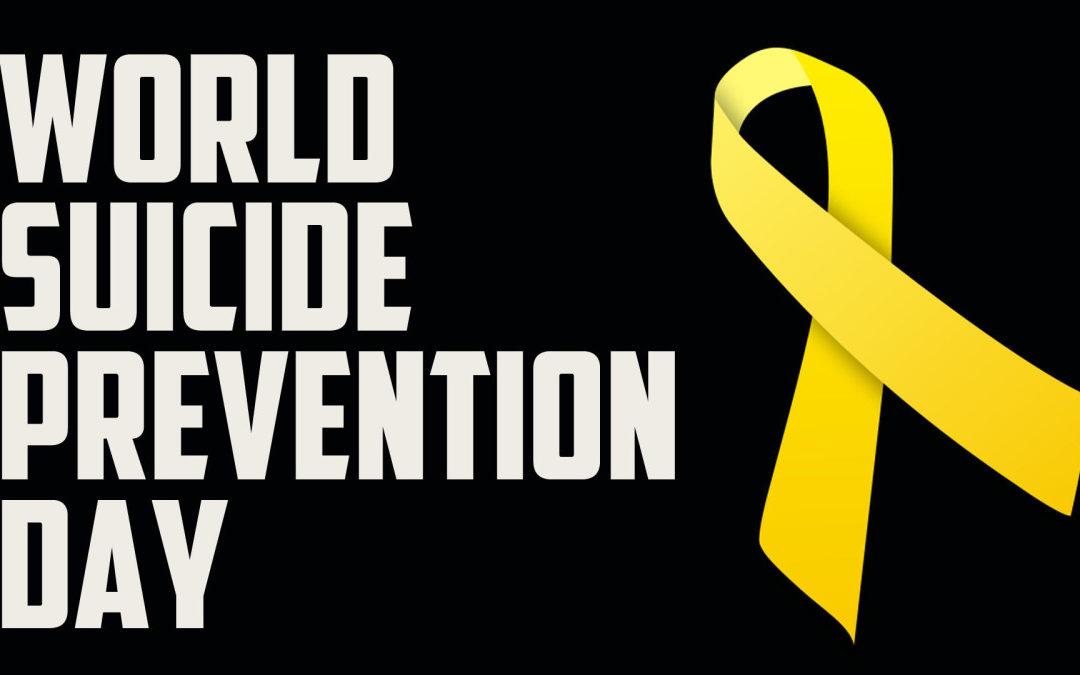 Cuidar tu salud mental y la de los demás, también es una forma de prevenir el suicidio